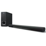 比金盒特价还便宜!史低价!Yamaha YAS-207BL 条形音箱带无线蓝牙低音炮,支持DTS Virtual:X 虚拟3D环绕声 $167.80 免运费