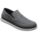 Crocs Men's Santa Cruz Playa Slip-on Loafer $33.21,free shipping