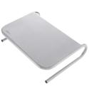 AmazonBasics 金属显示器支架 银色 $10.69