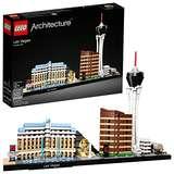 史低价!LEGO乐高 Architecture建筑系列21047 赌城Las Vegas