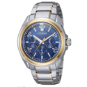 Citizen Men's Quartz Stainless Steel Casual Watch, Color:Two Tone (Model: BU2064-58L) $78.08