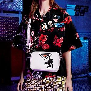 Farfetch Up to 40% Off Prada Handbags