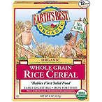 有机全麦米粉,1段辅食