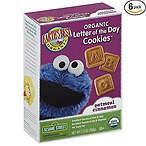 有机字母饼干,2岁+