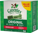 Chewy: Greenies Dental Dog Treats on Sale