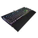 CORSAIR K70 RGB MK.2 Mechanical Gaming Keyboard - USB Passthrough & Media Controls - Tactile & Clicky - Cherry MX Blue - RGB LED Backlit $119.99,free shipping