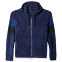 A|X Armani Exchange Men's Marley Zipper Cardigan $43.22,free shipping