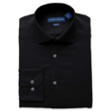 Vince Camuto Men's Slim Fit Spread Collar Solid Dress Shirt $21.99