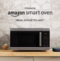 新品预售!Amazon 智能四合一微波炉烤箱+Echo Dot