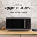 Amazon 智能四合一微波炉烤箱+Echo Dot