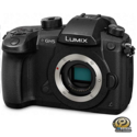 PANASONIC LUMIX GH5 4K Digital Camera, 20.3 Megapixel Mirrorless Camera with Digital Live MOS Sensor, 5-Axis Dual I.S. 2.0, 4K 4:2:2 10-Bit Video, Full-Size HDMI Out, 3.2-Inch LCD, DC-GH5 $1297.99