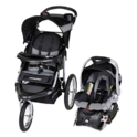 Baby Trend Expedition Jogger Travel System, Millennium White $130.32,free shipping