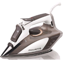 Rowenta DW5080 Focus 1700-Watt Micro Steam Iron Stainless Steel Soleplate with Auto-Off, 400-Hole, Brown $49.30 FREE Shipping
