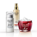 Olay: with all facial skin care