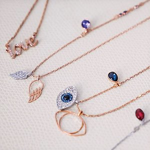 Swarovski: Evil Eye Jewerly 25% OFF