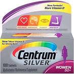 Centrum Silver 女性复合维生素