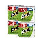 Bounty 厨房纸 8 Huge Rolls