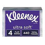 Kleenex 特柔面巾纸110抽 4盒