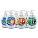 Softsoap Liquid Hand Soap, Aquarium - 7.5 fluid ounce (Pack of 6)