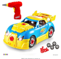 Take Apart Racing Car Toys Drill with Toy Tools for Kids - Newest Version - Original - by Play22