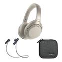 Focus Camera: Sony WH-1000XM3 Wireless Noise-Canceling Headphones