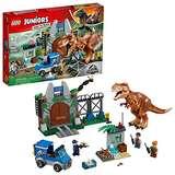 LEGO Juniors/4+ Jurassic World T. rex Breakout 10758 Building Kit (150 Piece) $29.99