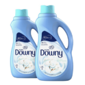 Downy Ultra Cool Cotton Liquid Fabric Conditioner, 2 Count