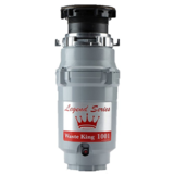 Waste King Legend Series 1/2 HP Continuous Feed Garbage Disposal with Power Cord - (L-1001) $42.53 FREE Shipping