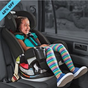 GRACO: GRACO Grows4me & Extend2Fit Convertible Car Seat