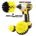 Drillbrush Bathroom Surfaces Tub, Shower, Tile and Grout All Purpose Power Scrubber Cleaning Kit $14.95