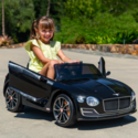 Best Choice Products: Ending Soon: 12V Kids Bentley Ride-On Car w/ Remote Control, 2 Speeds, AUX