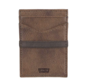 Levi's Men's Rfid Slim Card Case Wallet with ID Window