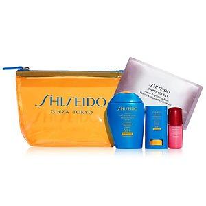 SHISEIDO Protect and Play Set: The Active Sunscreen Set
