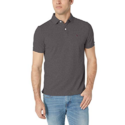 Tommy Hilfiger Men's Short Sleeve Polo Shirt in Custom Fit $24.99
