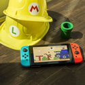 Nintendo Switch 全新续航增强版 红蓝配色