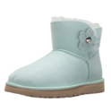 UGG Women's Mini Bailey Button Poppy Fashion Boot $89.97,free shipping