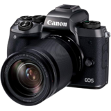 Canon EOS M5 Mirrorless Camera Kit EF-M 18-150mm f/3.5-6.3 IS STM Lens Kit - Wi-Fi Enabled & Bluetooth $599.00