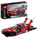 LEGO Technic Power Boat 42089 Building Kit , New 2019 (174 Piece) $9.74