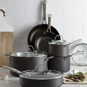 macys: Calphalon Classic Nonstick 10-Pc. Cookware Set