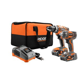 The Home Depot: Ridgid 18-Volt Lithium-Ion Cordless Drill/Driver
