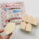 ROSY ROSA 果冻化妆海绵 6块装 特价