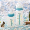 史低价:日亚Cyber Monday抢购 贝亲 母乳实感 coating 系列 特别版 硅胶玻璃奶瓶