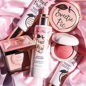 Sephora: Too Faced Peach Frost Melting Powder Highlighter and Bronzer