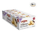 Pepperidge Farm Milano Cookies, Dark Chocolate, 2 Count, Pack of 10 $4.48