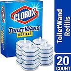 Clorox 马桶清洁刷替换头20个