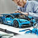 LEGO乐高®机械组系列布加迪Chiron超级跑车Bugatti Chiron - 42083