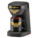 DC Wonder Woman 1-Cup Coffee Maker with Mug $13.15