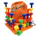 Skoolzy 蒙特梭利式儿童玩具,适用于学龄前儿童, 现点击coupon后