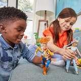 Disney 巴斯光年玩偶+胡迪警长组合 四肢关节都可活动