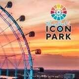奥兰多ICON Park摩天轮、旋转秋千等多组合体验票
